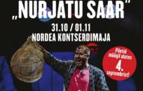 """Rein Rannapi ooper """"Nurjatu saar"""" lisaetendus"""