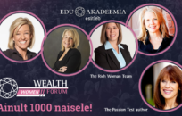 Konverents: Wealth Forum Woman