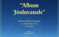 "VK Piruett jõulukontsert ""Album Jõuluvanale"""