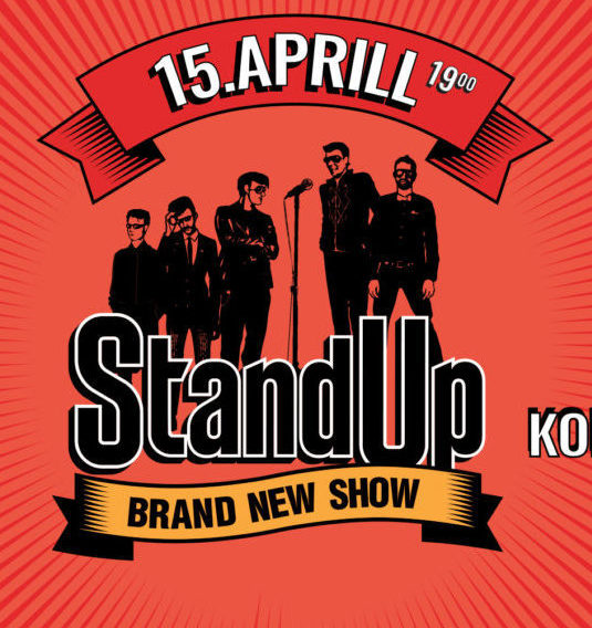 Expo Tnt Stands : Show quot stand up tnt s vene keeles alexela kontserdimaja